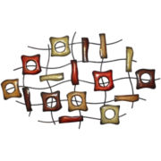 Abstract Sculpture Wall Decor