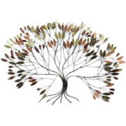 Abstract Tree Wall Decor