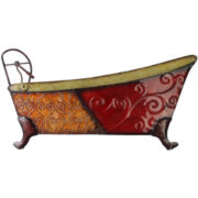 Classic Footed Tub Wall Decor