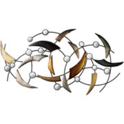 Modern Metal Wall Decor