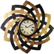 Modern Flower Wall Clock