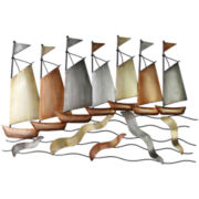 Sailing Ships Wall Decor