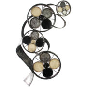 Movie Reels Hanging Wall Decor
