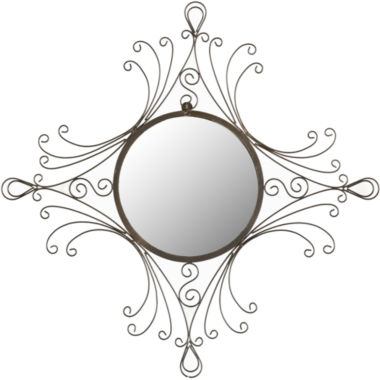 jcpenney.com | Maltese Round Wall Mirror