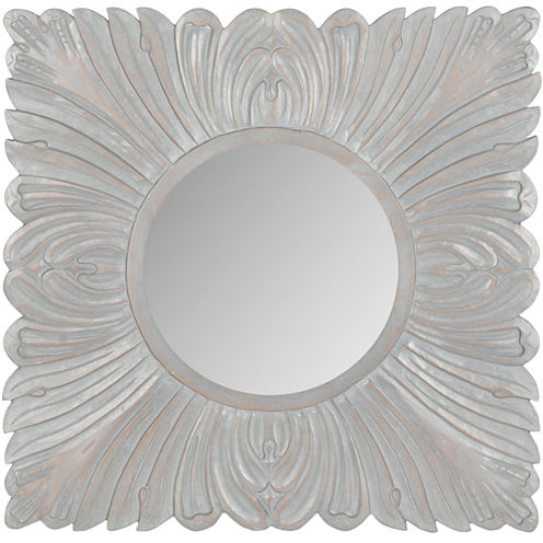 Acanthus Square Wall Mirror