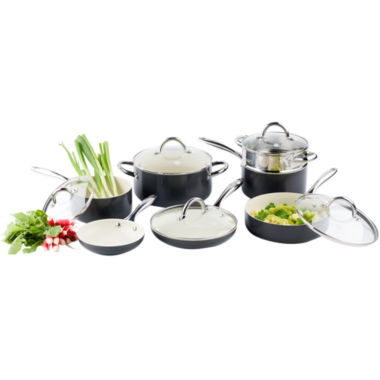 jcpenney.com | GreenPan™ I Love Cooking 12-pc. Ceramic Cookware Set