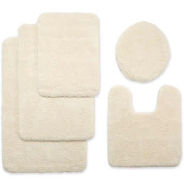 jcpenney.com | jcp EVERYDAY™ Ripple TruSoft Bath Rug Collection