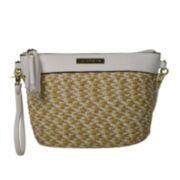 Liz Claiborne® Spring Crossbody Bag