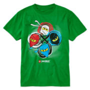 Ninjago Short-Sleeve Graphic Tee – Boys 8-20