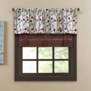 Twizzler Rod-Pocket Tailored Valance