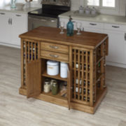 Woodsville Kitchen Island