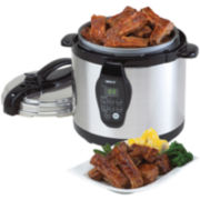 Nesco® 6-qt. 3-in-1 Digital Pressure Cooker