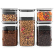 AirScape Lite® 5-pc. Canister Set