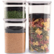 AirScape Lite® 3-pc. Canister Set
