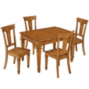 Bransford 5-pc. Rectangular Dining Set