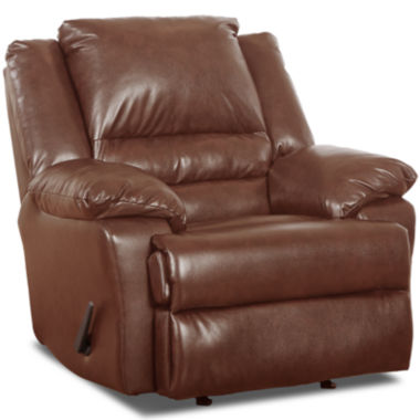 jcpenney.com | Big & Tall Marcus Faux-Leather Recliner