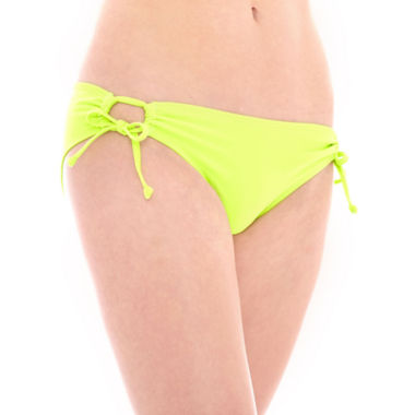 jcpenney.com | Arizona Keyhole Hipster Swim Bottoms - Juniors