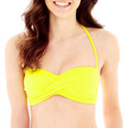 Arizona Twist Bandeau Swim Top - Juniors