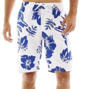 U.S. Polo Assn.® Floral Swim Trunks