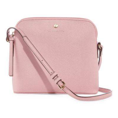 d2b4a616fe Liz Claiborne Monica Crossbody Bag - JCPenney