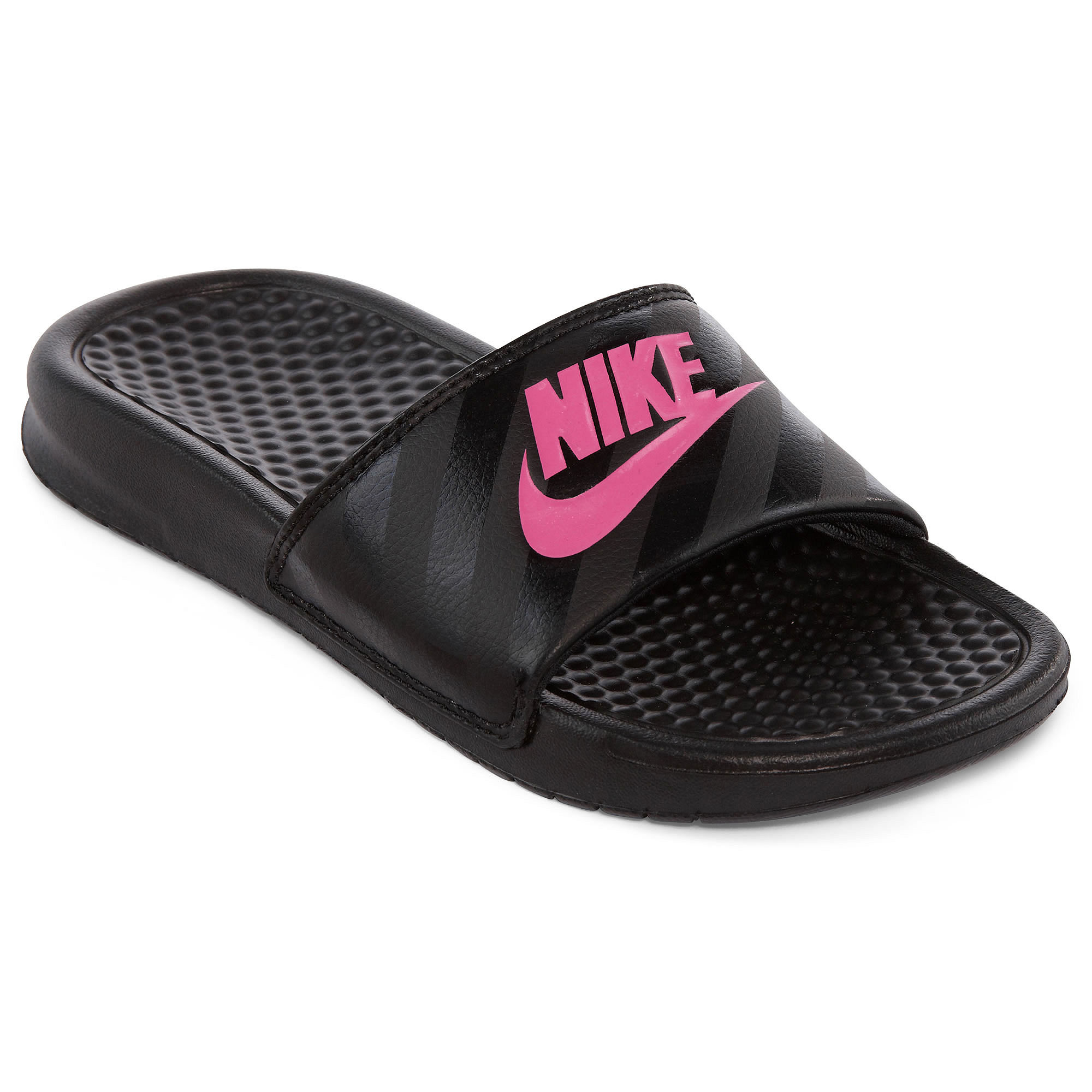 Nike Benassi Solarsoft Womens Slide Sandals plus size,  plus size fashion plus size appare
