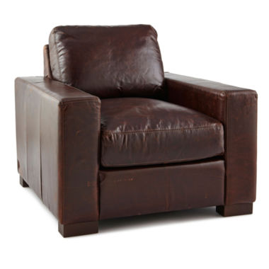 jcpenney.com | Signature Leather Chair