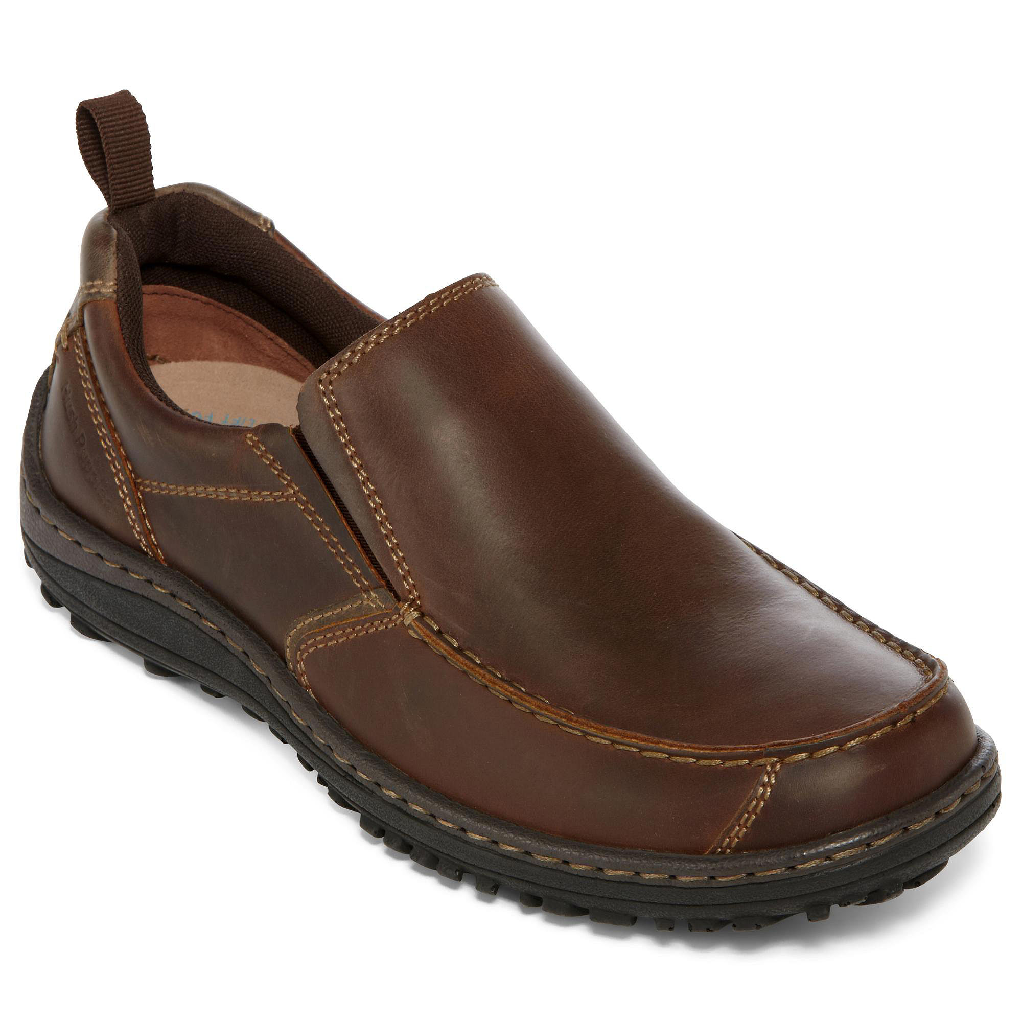 hush puppies belfast mens slip on shoes shop your way online shopping earn points on tools. Black Bedroom Furniture Sets. Home Design Ideas