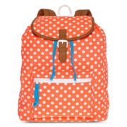 Olsenboye® Polka Dot Backpack