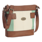 Bolo® Greely Crossbody Bucket Bag