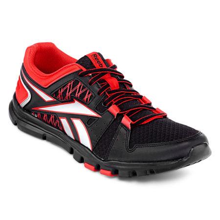 Reebok YourFlex Train 4.0 Mens Athletic Shoes