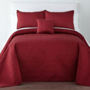 Royal Velvet® Splendor Bedspread & Accessories