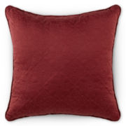 Royal Velvet® Splendor Square Decorative Pillow