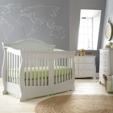 jcpenney.com | Savanna Grayson Baby Furniture Collection - Light Gray