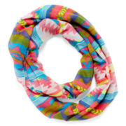On the Verge Tribal-Print Infinity Scarf – Girls One Size