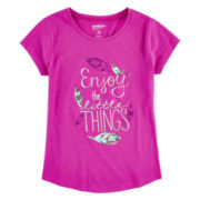 Arizona Graphic Foil Tee – Girls 7-16 and Plus