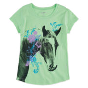 Arizona Graphic Tee - Girls 7-16 and Plus
