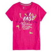 Nike® Short-Sleeve Gotta Jet Tee – Girls 7-16