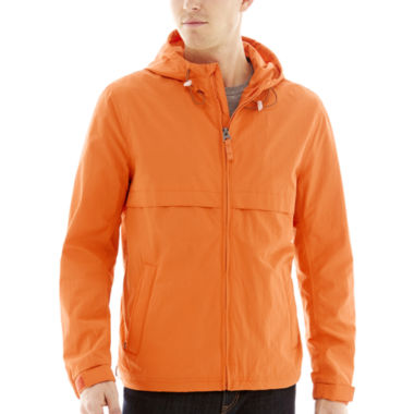 jcpenney.com | Dockers® Lightweight Nylon Jacket with Hood