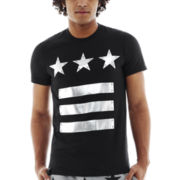 Switch® Metal-Effect Graphic Tee
