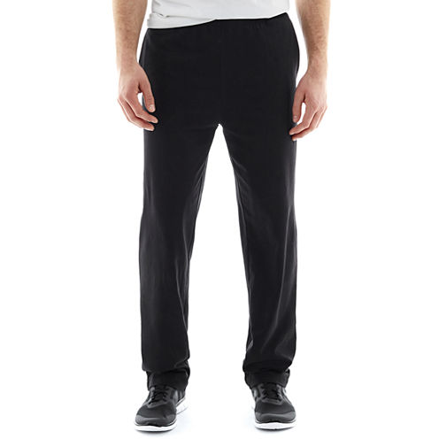 Xersion™ Cotton Knit Athletic Warmup Pants