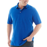 The Foundry Supply Co.™ Heather Piqué Polo–Big & Tall