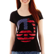 Short-Sleeve Americana Graphic T-Shirt