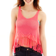 Arizona Fringe Tank Top