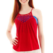 Arizona Crochet Swing Tank Top