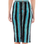 I 'Heart' Ronson® Print Pull-On Skirt