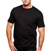 The Foundry Supply Co.™ Solid Pocket Tee–Big & Tall