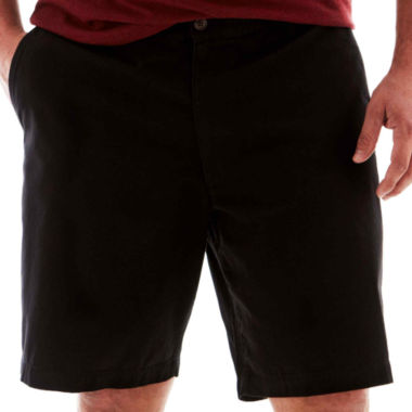 jcpenney.com | Dockers® Flat-Front Shorts–Big & Tall