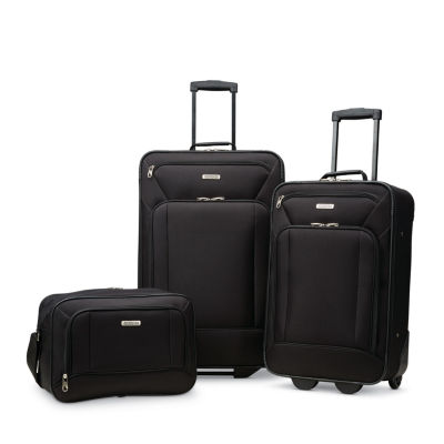 American Tourister Fieldbrook Xlt 3 Pc. Lightweight Luggage Set by American Tourister