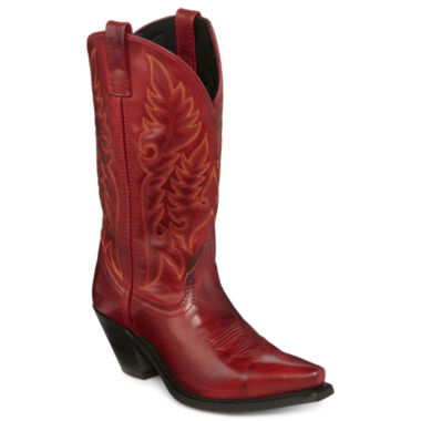 jcpenney.com | Laredo® Madison Womens High-Heel Cowboy Boots