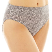 Warner's No Pinching, No Problems.® High-Cut Panties - 5138